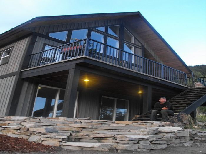 View Slocan Valley Family Vacation Home