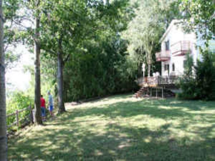 View Champlain Lake House