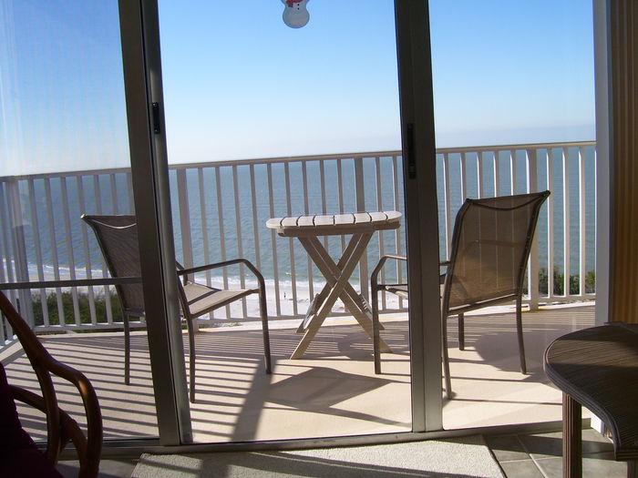 View Penthouse Condo at Estero Beach