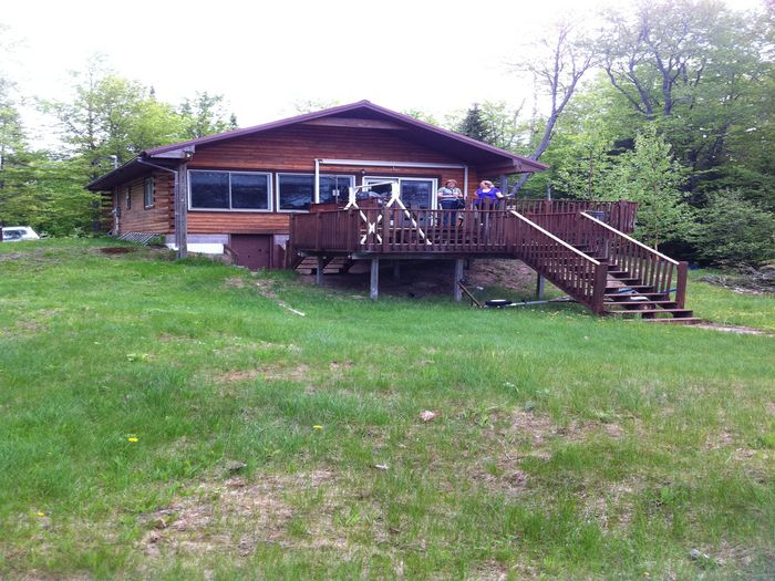 View Petticoat Lake Cabin  Lakefront
