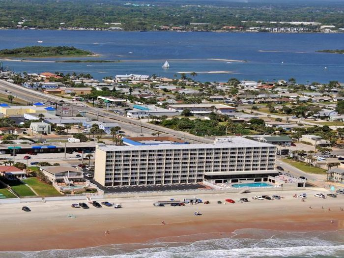 View Daytona Beach Shores Oceanfront