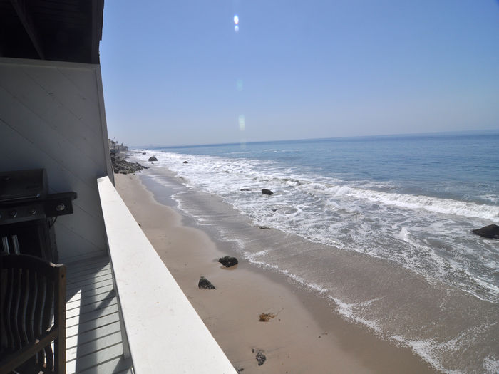 View 2 Story Malibu Oceanfront House10