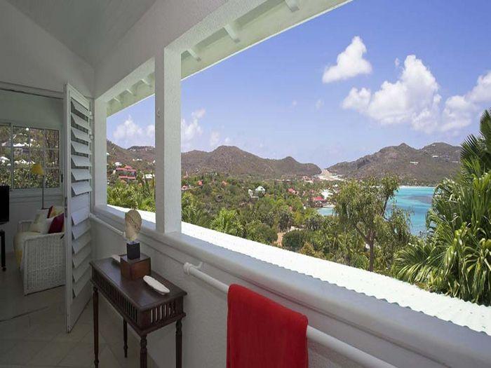 View St Barts Villa Rental