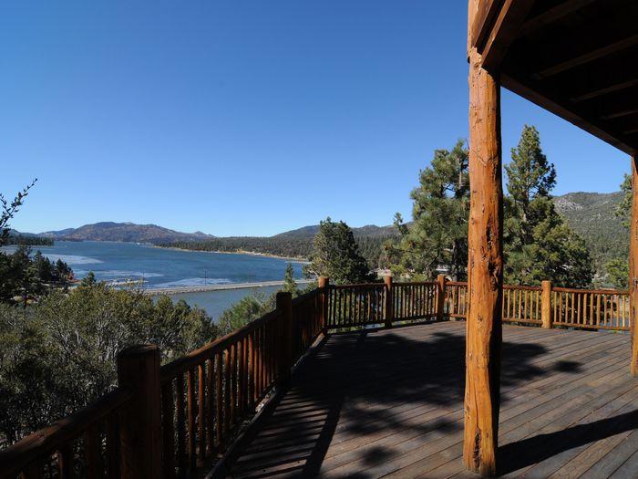 View Incredible Lake  Mountain Views