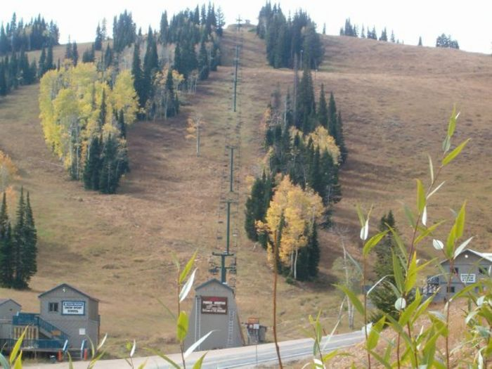 View Powder Mountain Ski InOut