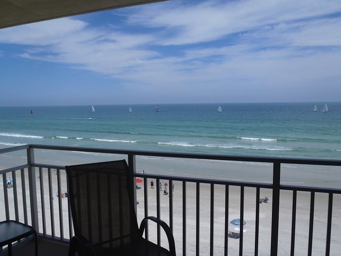 View Top Floor Direct Ocean Front
