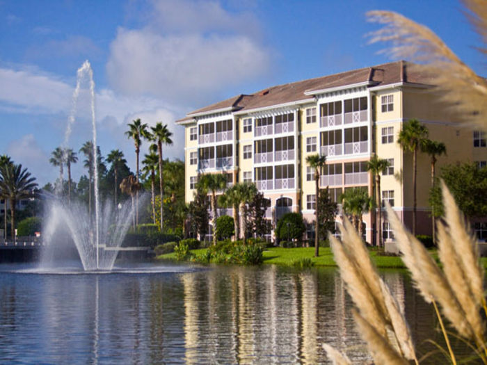 View Orlando Condo Rental Near Disney