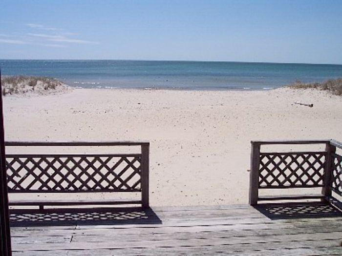 View Ocean Front Beach House