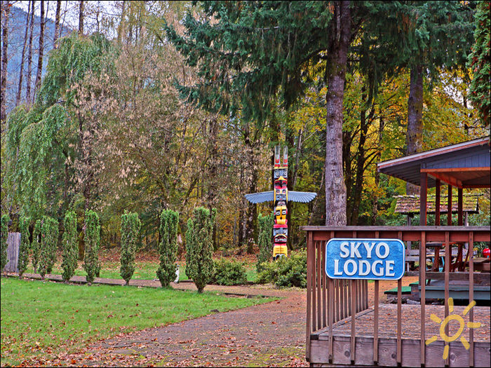 View Skyo Lodge Vacation Rental