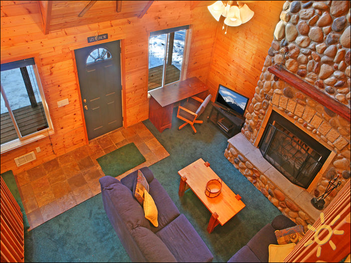 View Three Gables Cabin Vacation Rental