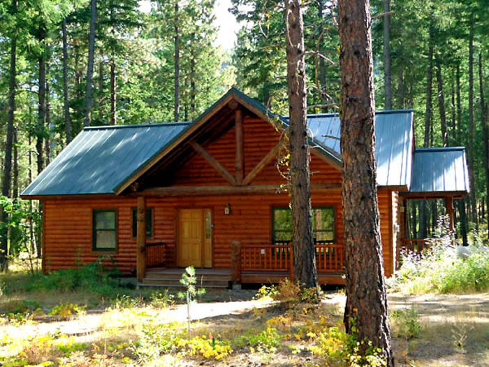 Mazama washington new mazama for Winthrop cabin rentals