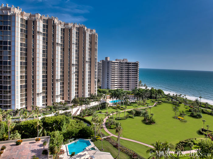 View The Savoy 1404 at Park Shore Naples