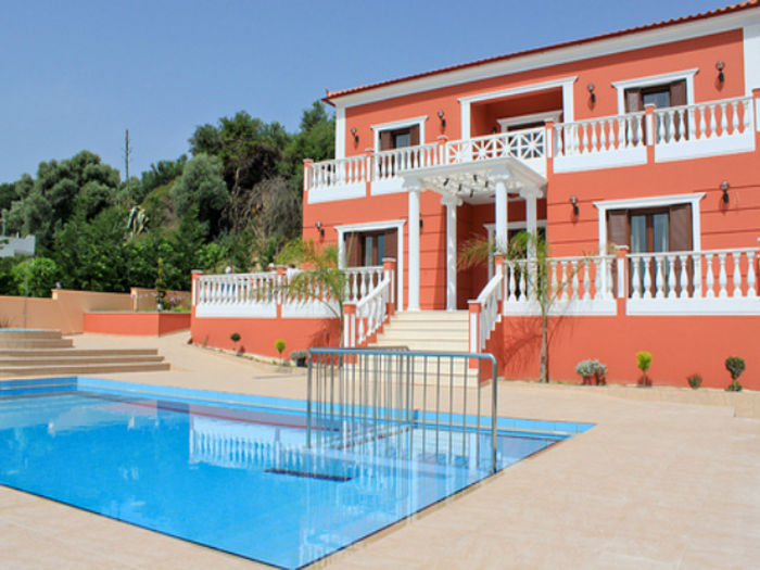 View Royal Villa in West Chania