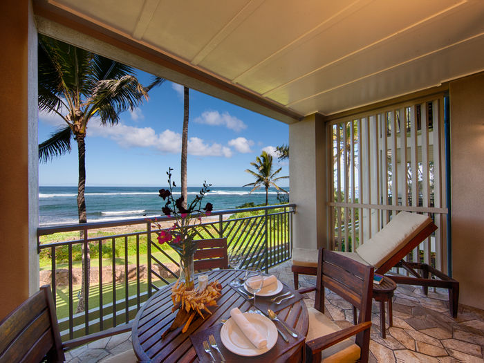 View Ocean Front Studio Villa at the