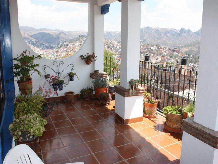 View Casa Bella Vista Guanajuato