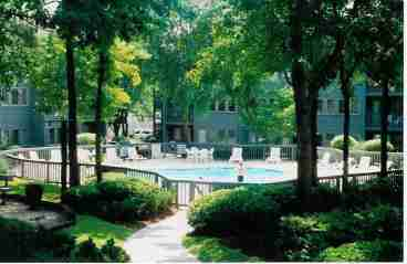 View Lovely Secluded Courtyard Condo
