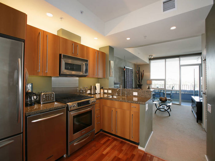 View 1BD1BA STYLISH URBAN RETREAT NEAR