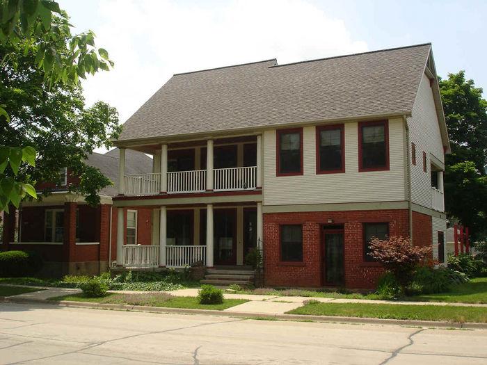 View Merrick House