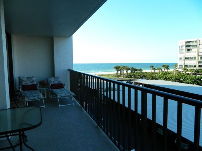 View Sand Key Gulf Front Condo  2 BDR