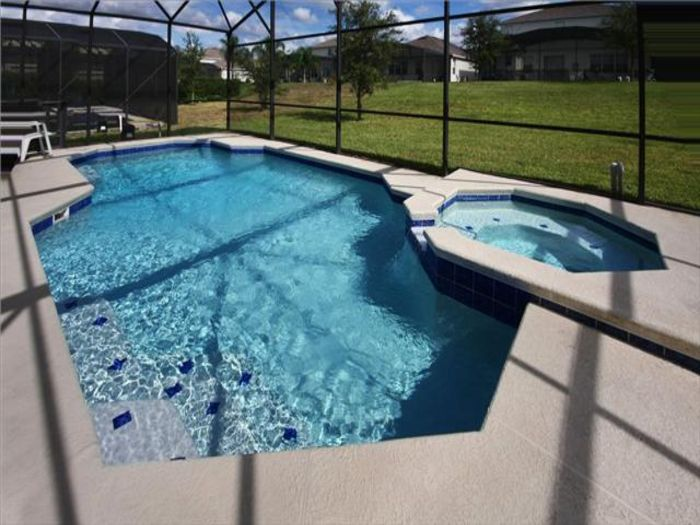 View Oversized Pool Game Room AC