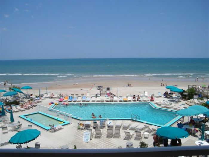 View Ocean East Resort Ormond Beach