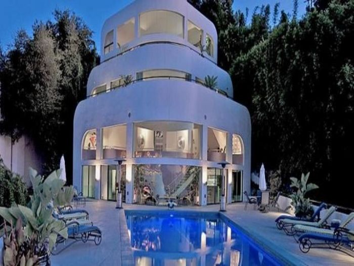 View BEVERLY HILLS SHIP MANSION ESTATE