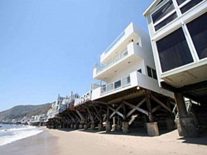 View 3 STORY MALIBU OCEANFRONT BEACH