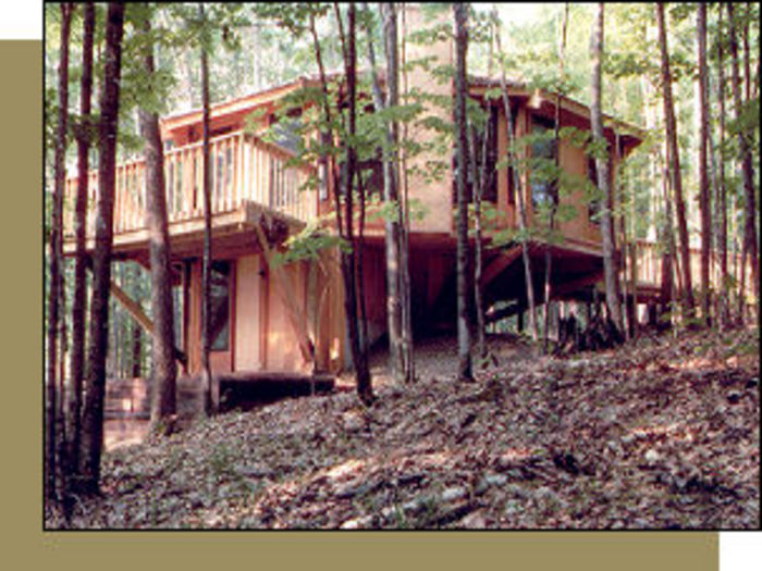 View Treehouse Village at Lake Forest