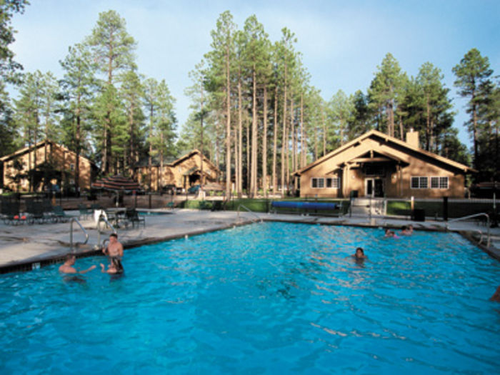 View Worldmark Pinetop or Bison Ranch
