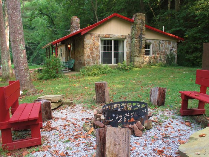View A Butterstone Cabin