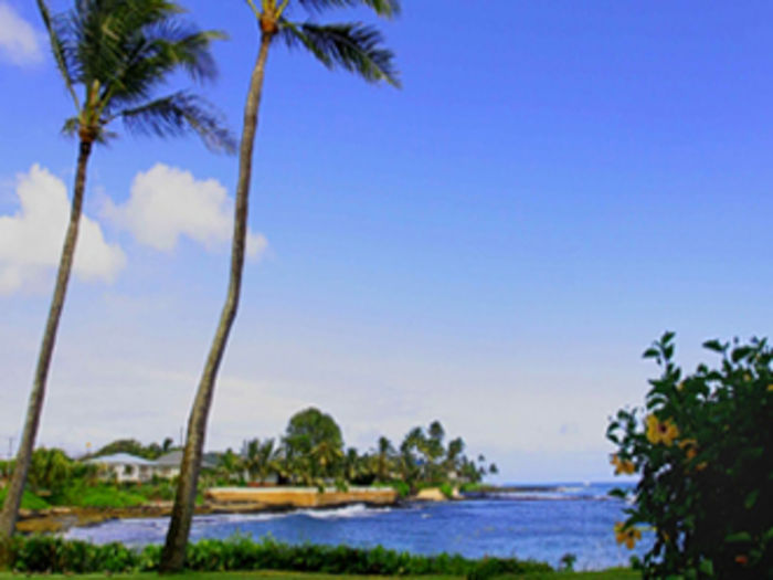 View Kuhio Shores Koloa Hawaii