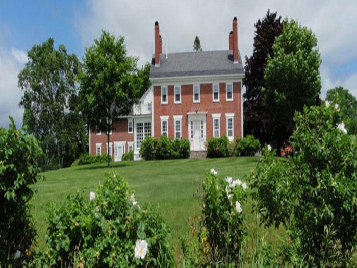 View John Peters Estate Main House