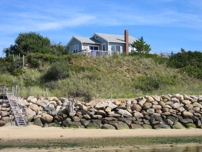 View Water Front Cape North Eastham