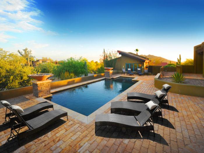 View Serene Scottsdale Oasis