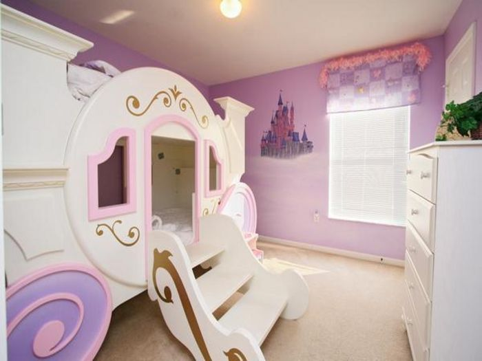 View CINDERELLA CASTLE 6 BEDROOM LOCATED
