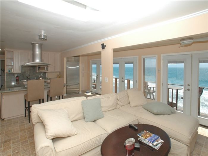 View Malibu Beach House for Rent