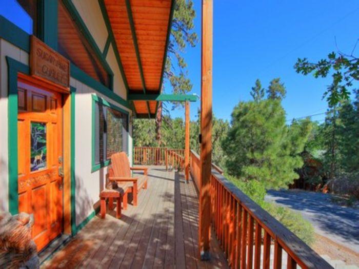 View Sugar Pine Chalet