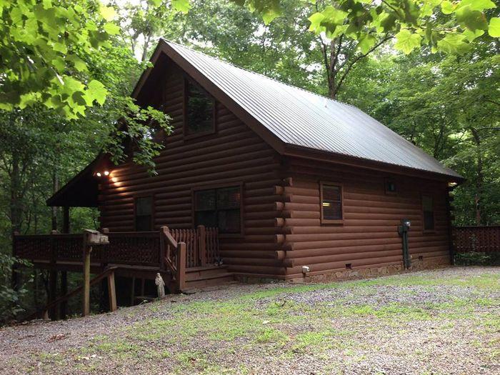View Bear Creek Cabin