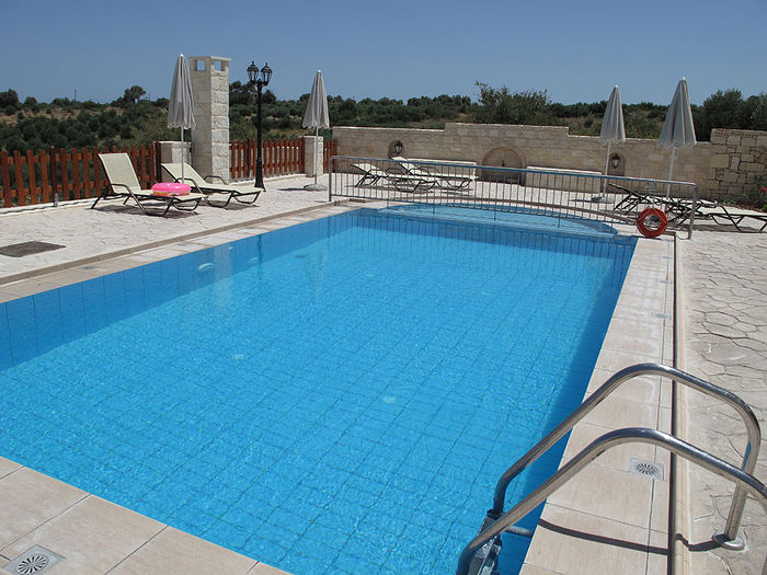 View Crete holidayhome with 4 bedrooms