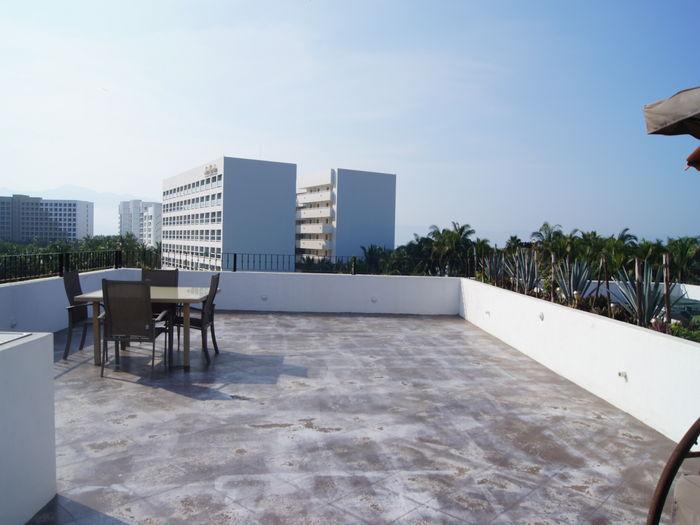View Condo Pergolas Penthouse