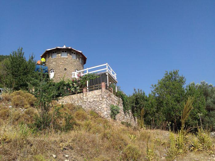 View Selimiye Tower