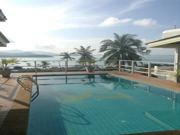 View Eagle View Villa  Koh Samui