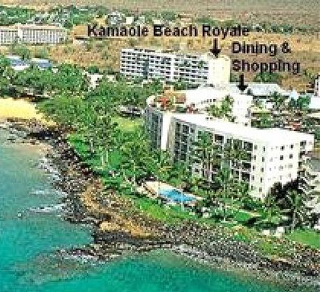 View Kamaole Beach Royale  Maui 3 Bedroom