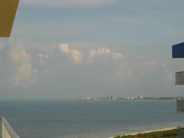 View Sunny Gulf Coast 11th Floor Condo