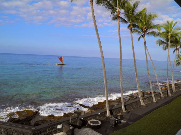 View KONA  MAGIC SANDS OCEANFRONT LUXURY