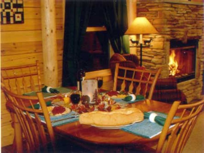 View Rangeley Lake Luxury Cabin Vacation