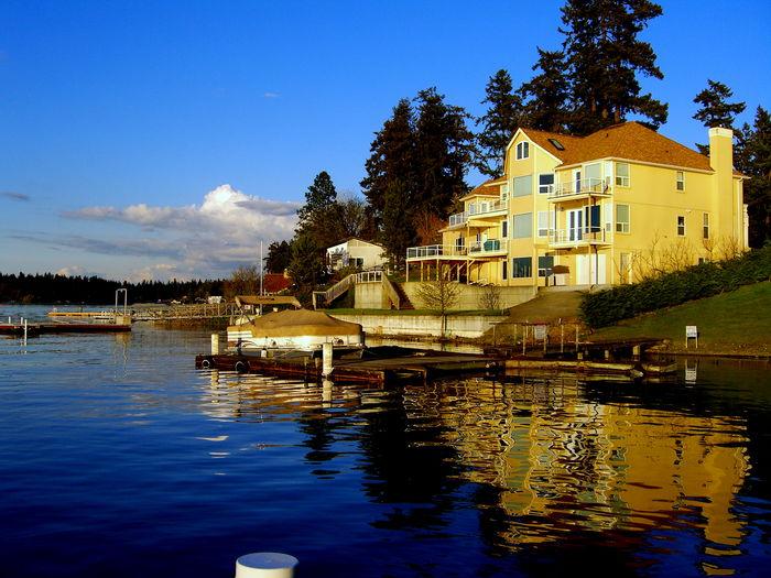 View American Lake Waterfront Lakewood