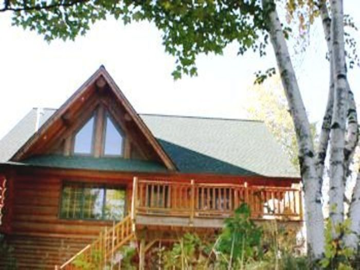 View BayPoint Log Home