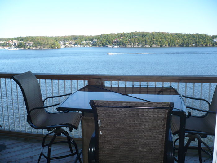 View Ledges lakefront 2 bedroom condo