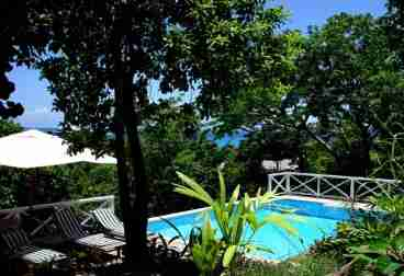 View Villa Gaia  Vacation Home in St